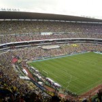 The biggest stadiums in Mexico