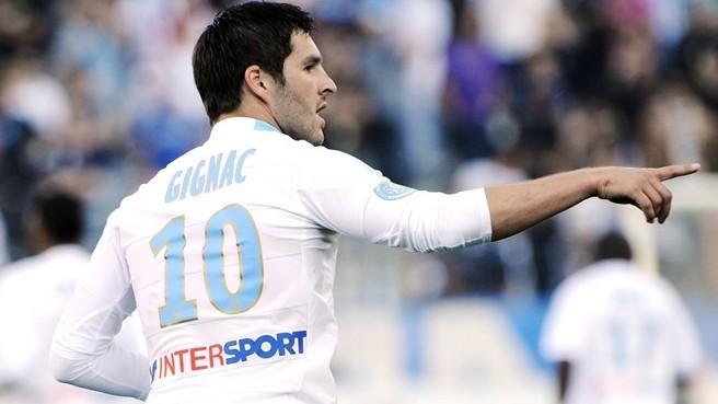 Gignac con la camiseta del Marsella. Foto: es.uefa.com