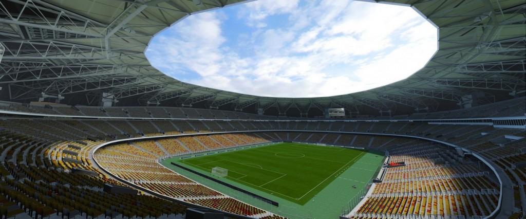 King Abdullah Sports City. Foto: Easports.com
