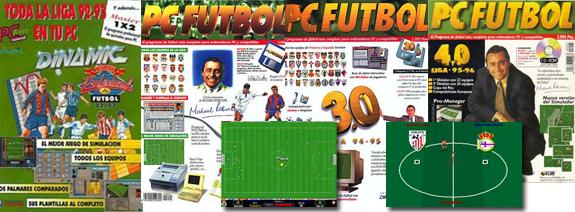 fútbol de los 90