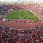 The biggest stadiums in Chile
