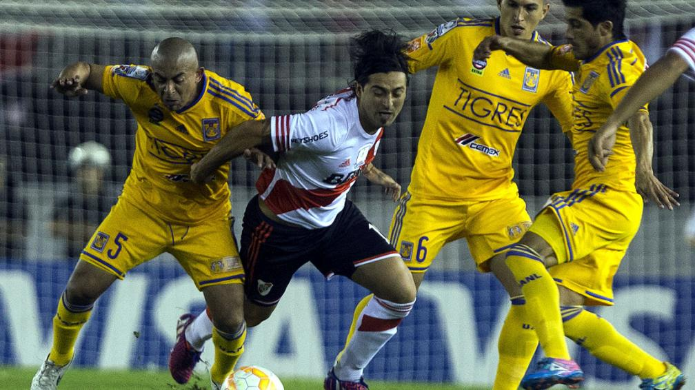 River and Tigers agreed initial and final liguilla.