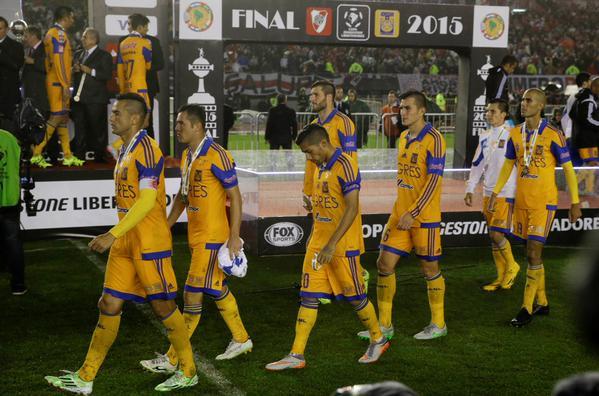 The Curse of Mexican teams in the Copa Libertadores