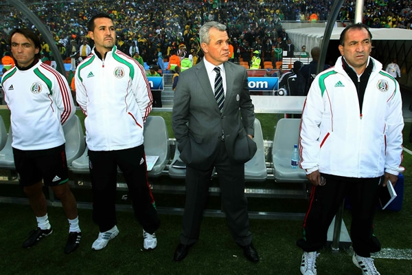 Javier Aguirre has directed in several stages to the Tri. Photo: mediotiempo.com