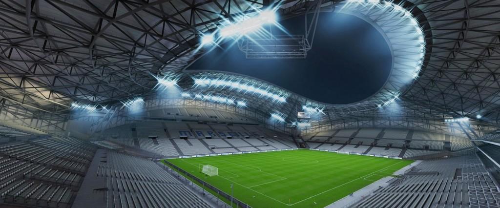 El Velodrome vuelve a FIFA 16. Foto: Easports.com