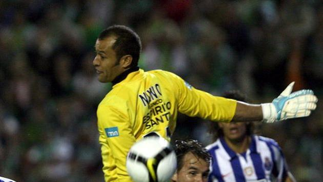 As well as goalkeeper Nuno looked not long ago.