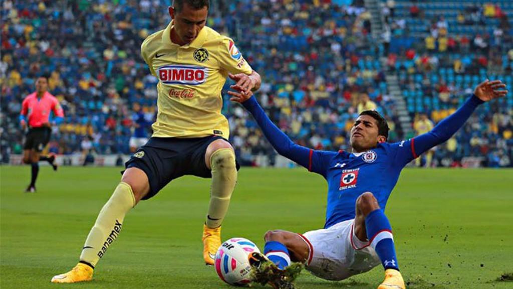 El Clásico Joven enfrenta a Cruz Azul y América.