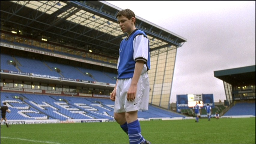 Jimmy Gimble in the old Maine Road.