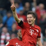 Lewandowski breaks records in 9 minutes