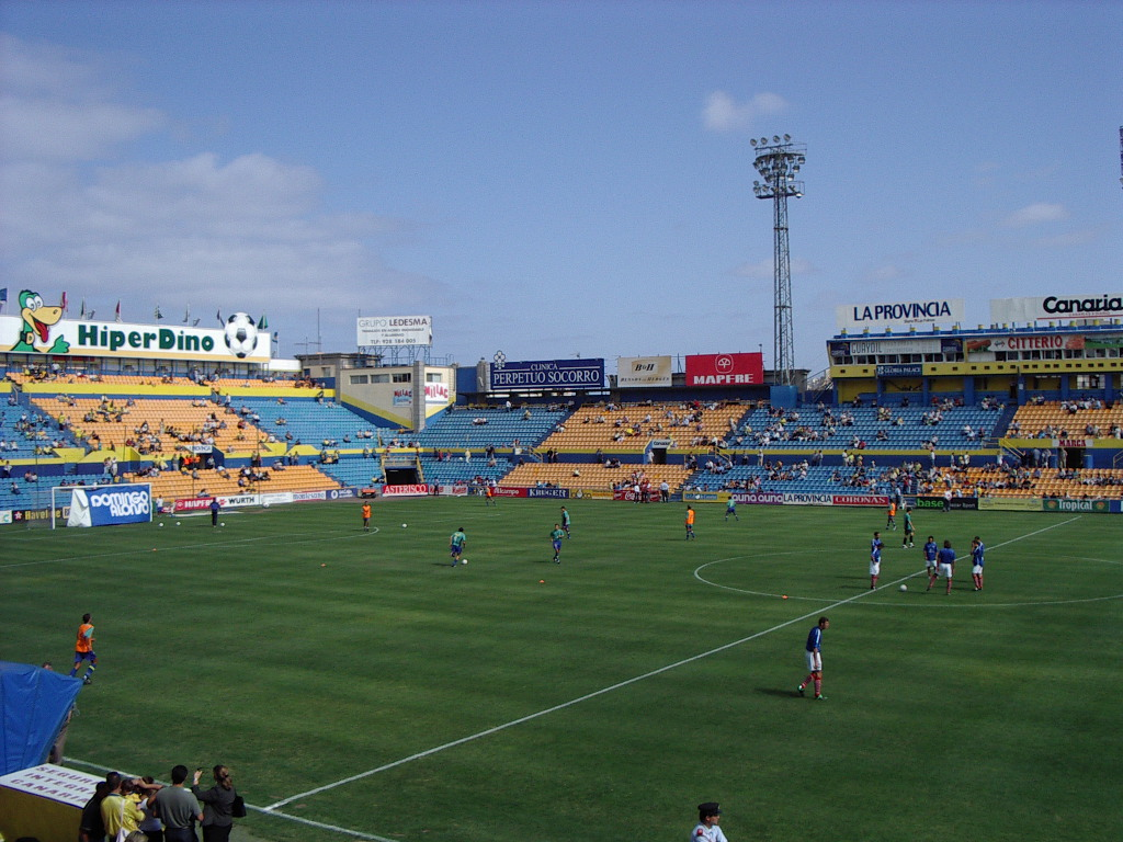 The classic stadiums of Spanish football in the 80 how sure do you remember