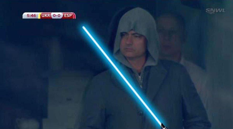 Mourinho even 1