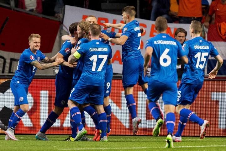 Iceland is loaded teams like Holland.