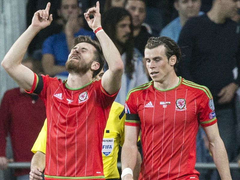 Ramsey and Bale the two best of a talented Welsh.