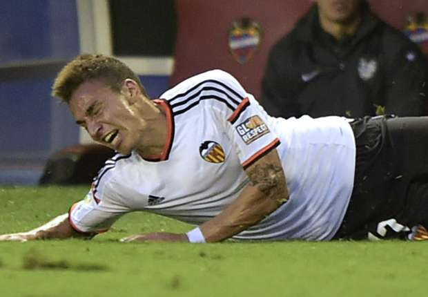 Rodrigo has cost a pile of millions to Valencia. Its value is not very clear. Photo: Goal.com