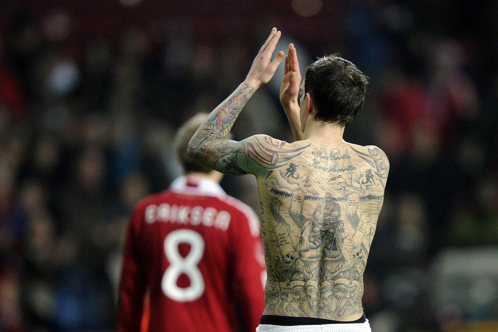 futbolistas más tatuados del mundo
