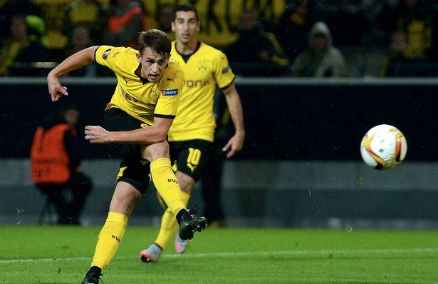 Januzaj no está triunfando en el Borussia.