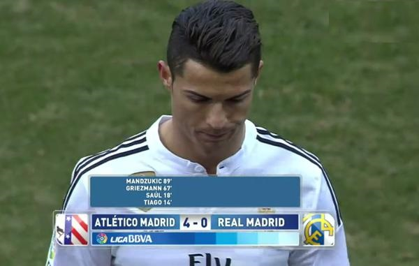 Atletico Madrid thrashed and then hooked up fat. Months later the club which would also goleara.