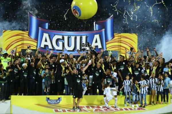 El Atlético Nacional ganó el Clausura 2015.