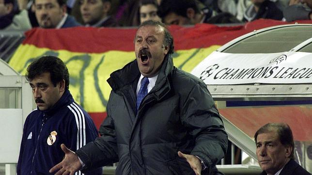 Cinco entrenadores que volvieron al Real Madrid