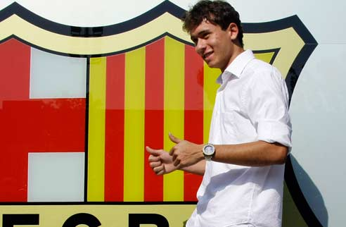 Keirrison, the signing of Barcelona who never got to make debut