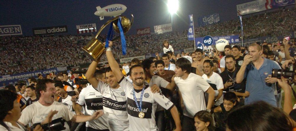 Olimpia campeón del Clausura 2015 en Paraguay.