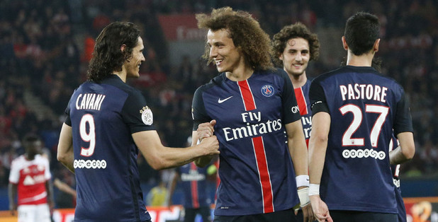 PSG Ligue wanders 1.