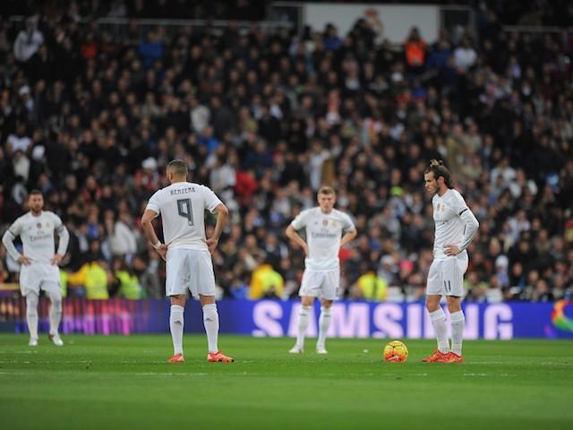 El 2015, el año negro del Real Madrid