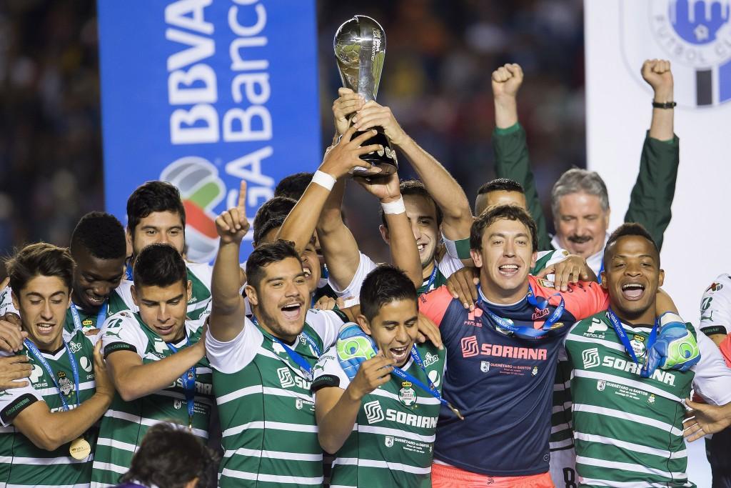 Santos Laguna ganó el Clausura 2015 en México
