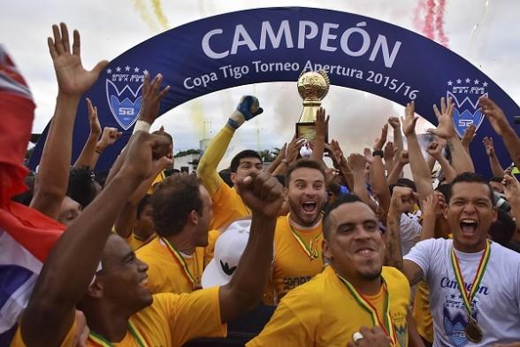 Sport Boys campeón del Clausura 2015 en Bolivia.