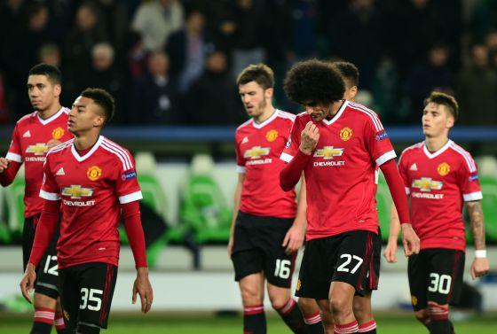 El United deja la Champions 2015/16 a la primera de cambio.