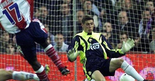 El paso de Bizarri por el Real Madrid no fue el mejor.