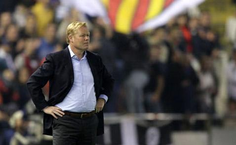 Koeman's Valencia was the worst in living memory in recent decades to Neville.