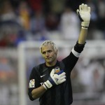 The five best goalkeepers in the history of Valencia
