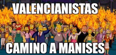 Los mejores memes del Barcelona-Valencia