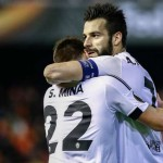 Large thrashings of Valencia in European competition