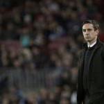 Gary Neville, the worst coach in the history of Valencia