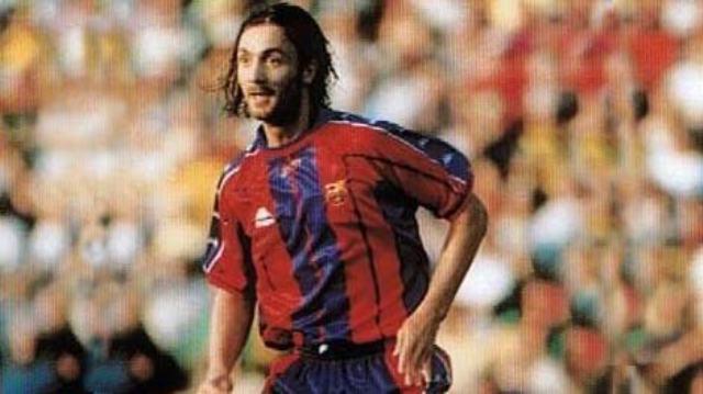 Barcelona no fue el mejor sitio donde estuvo Dugarry.