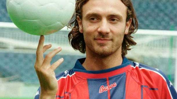 Grandes fluffy League: Christophe Dugarry