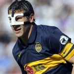 The ten top scorers in the history of Boca