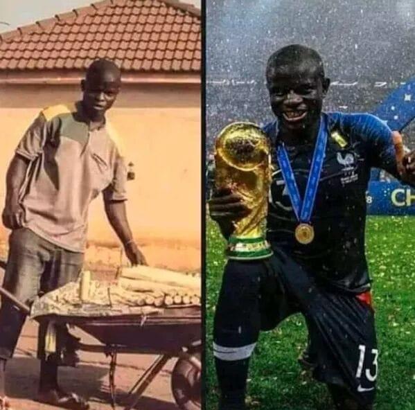 futbolistas con una historia personal impactante