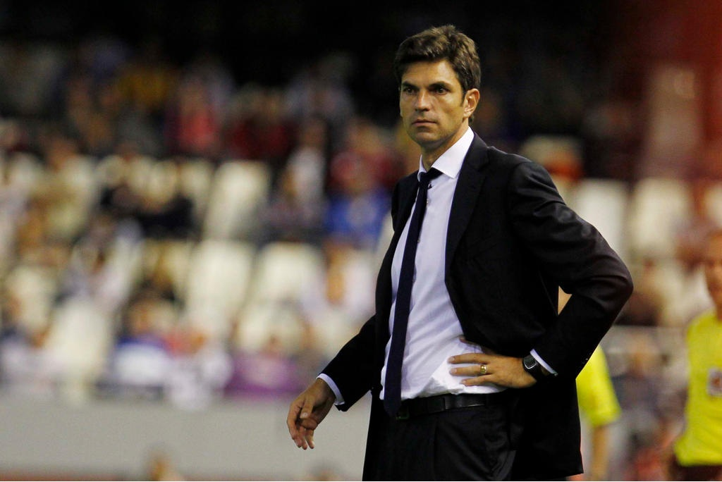 Pellegrino did not get to complete a lap as coach of Valencia.