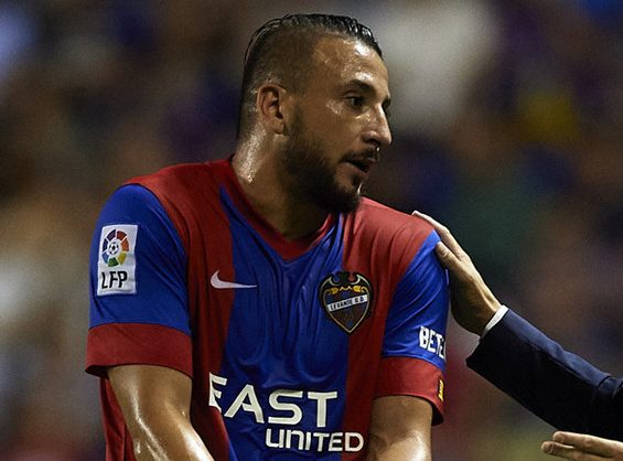 Nabil Ghilas close to returning to Levante
