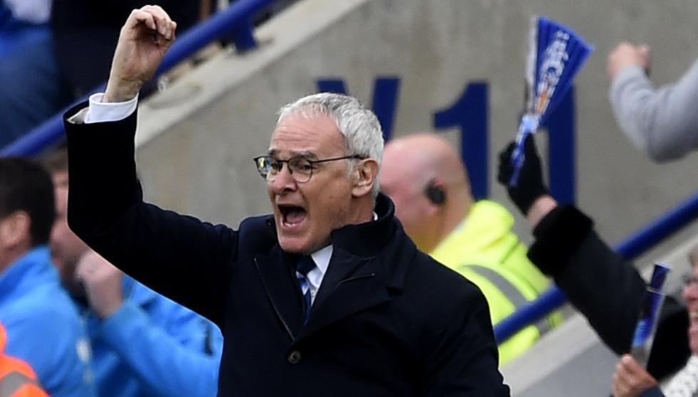 Leicester Ranieri is making a good season also in Champions.