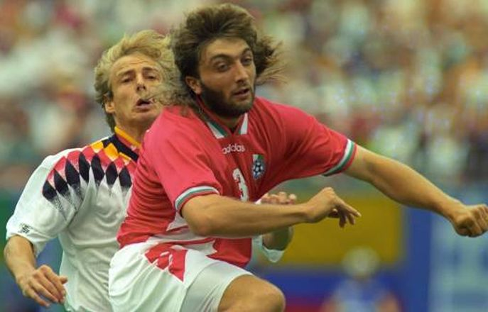 Icon of an era, Trifon Ivanov, the recently deceased 50 years.