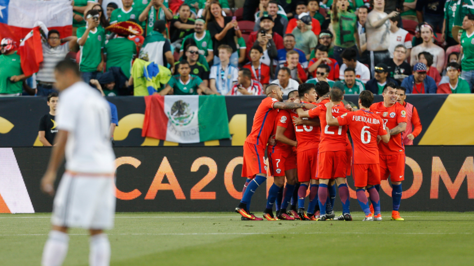 Disappointments of the Copa America Centenario