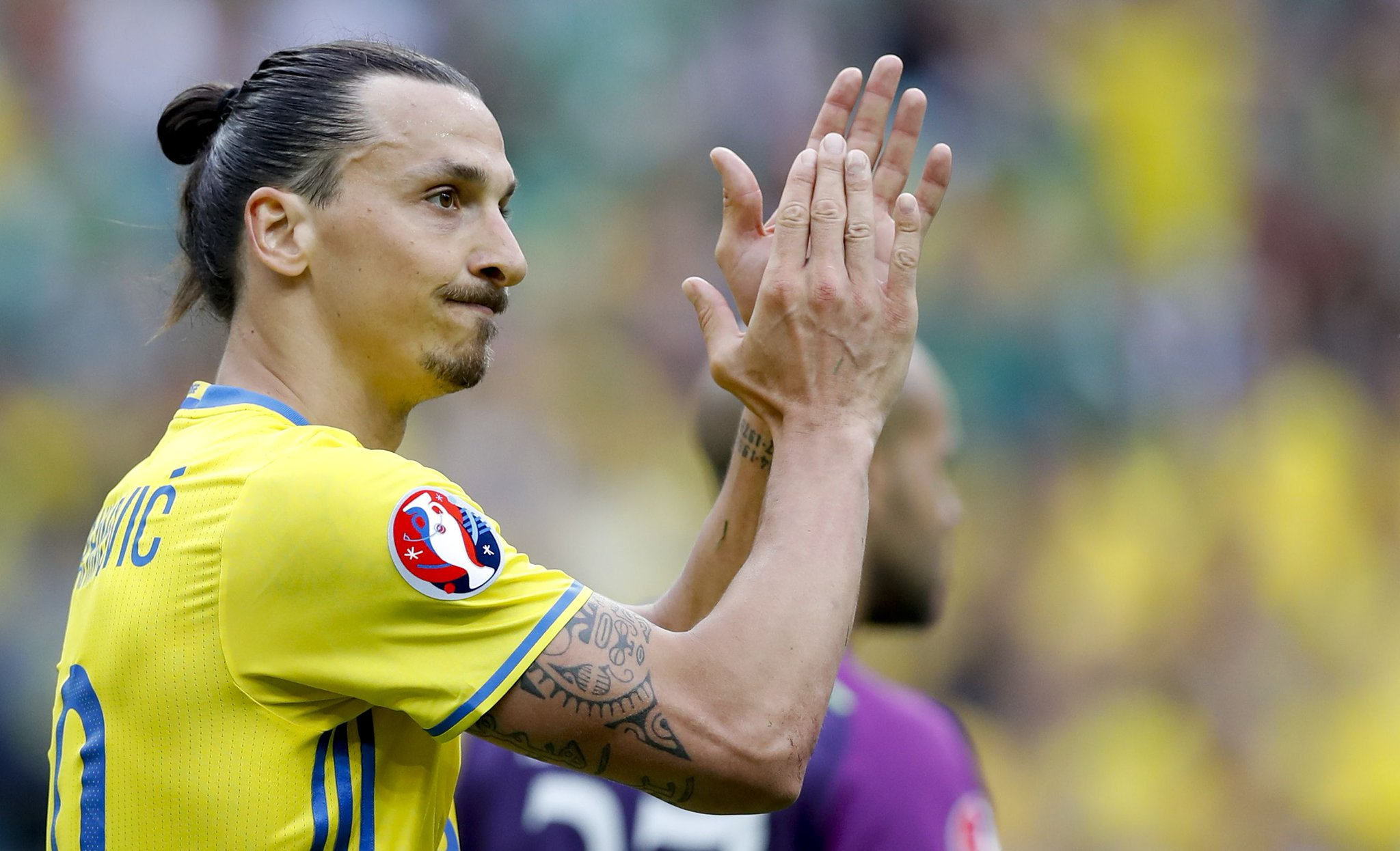 Euro 2016 It is the latest Zlatan Ibrahimovic.