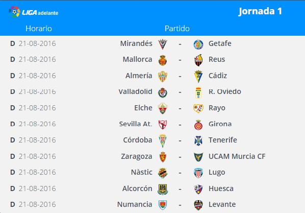 jornada 1 liga2