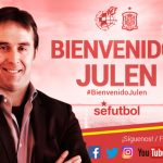 Julen Lopetegui, new coach of Spain