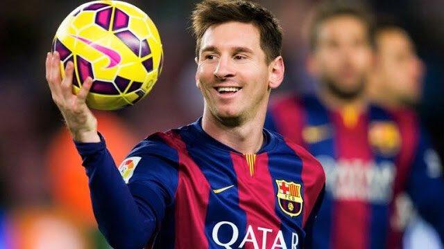 ¡Yo vi jugar a Messi!