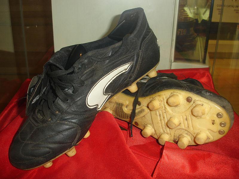 las botas de fútbol más míticas de la historia